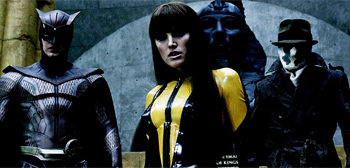 Watchmen - What Did You Think?