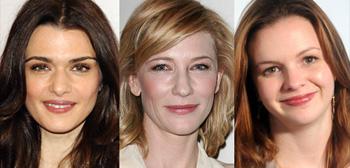 Rachel Weisz, Cate Blanchett, Amber Tamblyn
