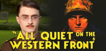 Daniel Radcliffe - All Quiet on the Western Front