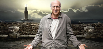 Larry David in Agora
