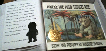 Where the Wild Things Are Care Package