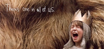 Great Where the Wild Things Are Poster Discovered!