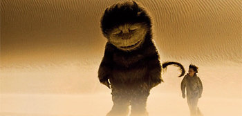 First Look: Spike Jonze's Where the Wild Things Are Monsters