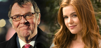 Isla Fisher & Tom Wilkinson