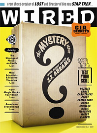 J.J. Abrams' Mystery Issue of Wired