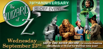 The Wizard of Oz Event