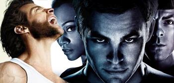 Wolverine / Star Trek
