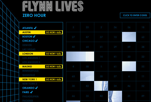 Flynn Lives Zero Hour