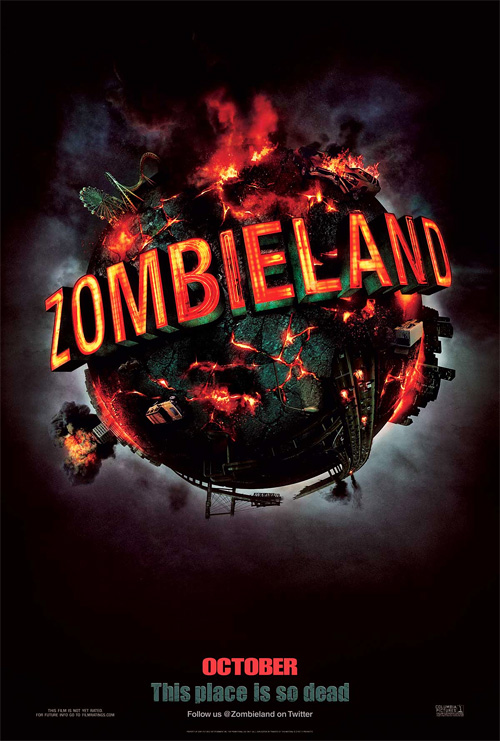 Zombieland Teaser Poster