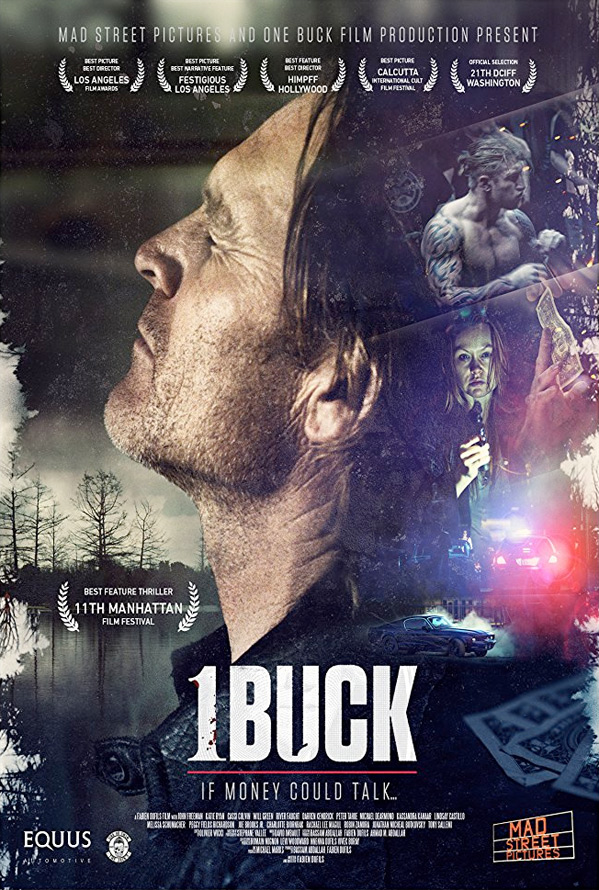 1 Buck Movie Poster