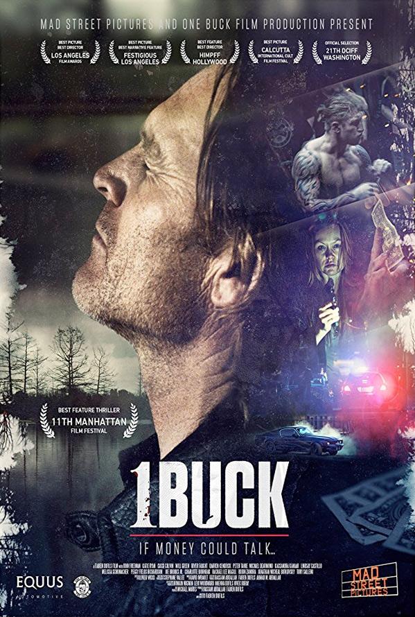 1 Buck Movie Poster