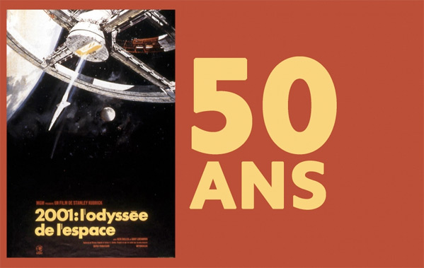 2001: A Space Odyssey - 50 Years