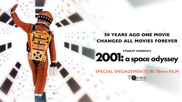 2001: A Space Odyssey Movie