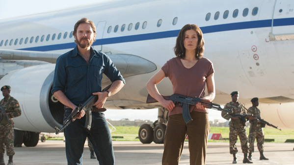 7 Days In Entebbe Movie