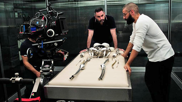 Alex Garland - Ex Machina