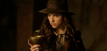 Anna Kendrick Indiana Jones