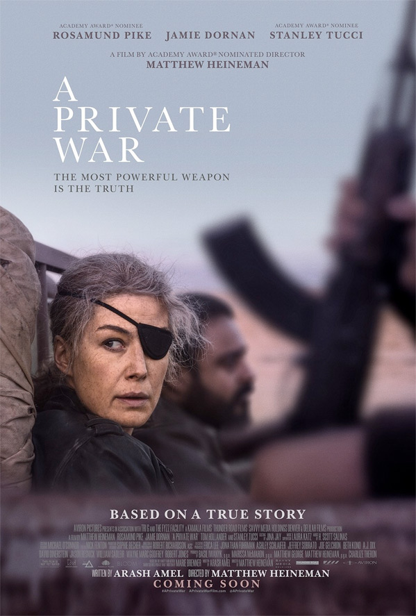 A Private War Trailer