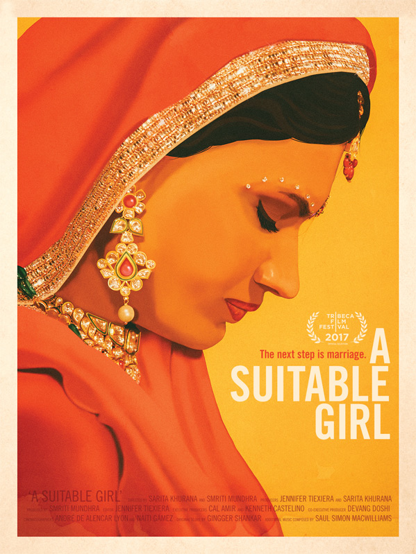 A Suitable Girl Doc Poster