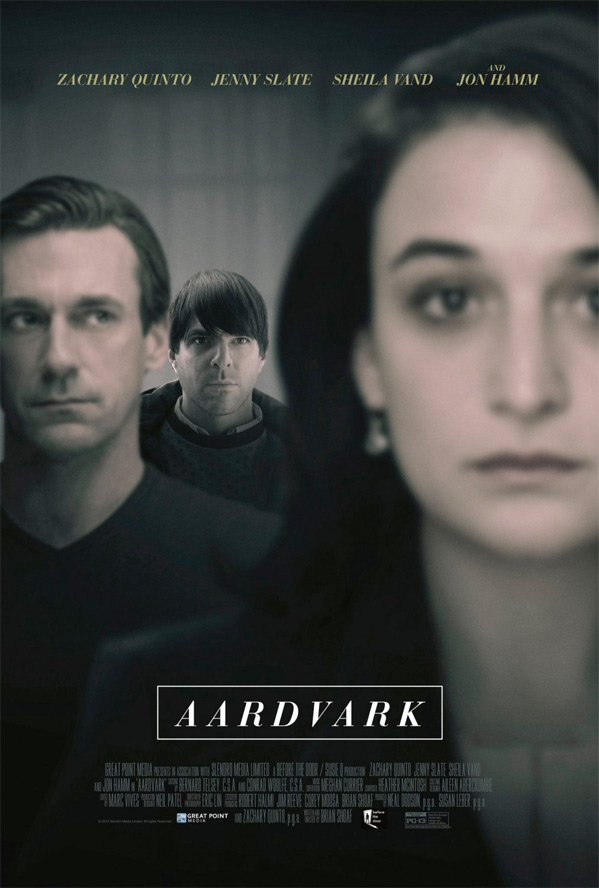 Aardvark Movie