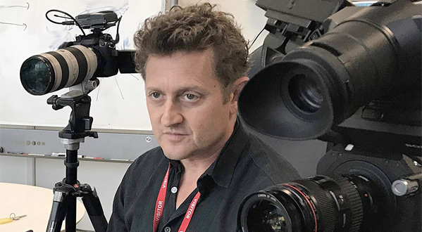 Alex Winter Interview