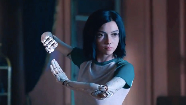Alita: Battle Angel Movie