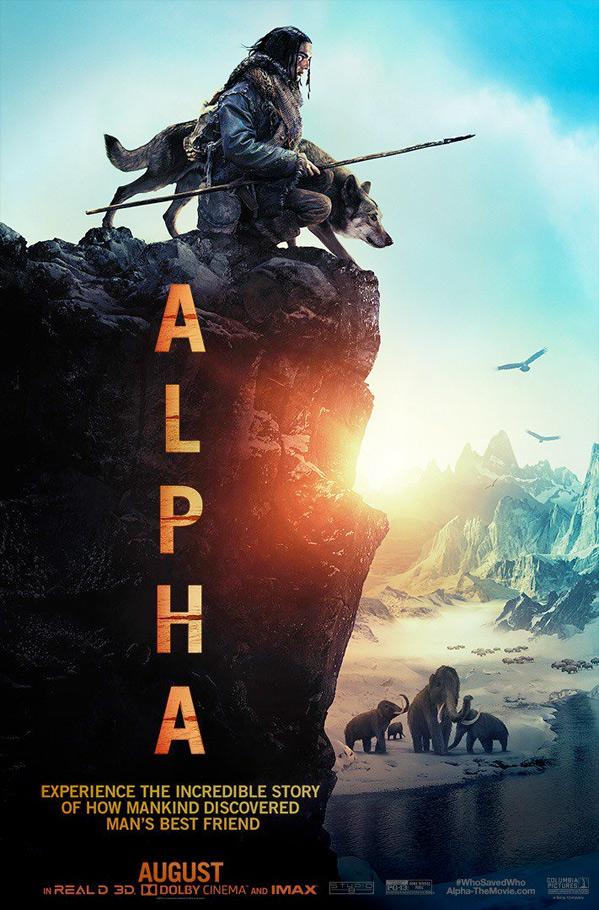 Alpha Movie Trailer
