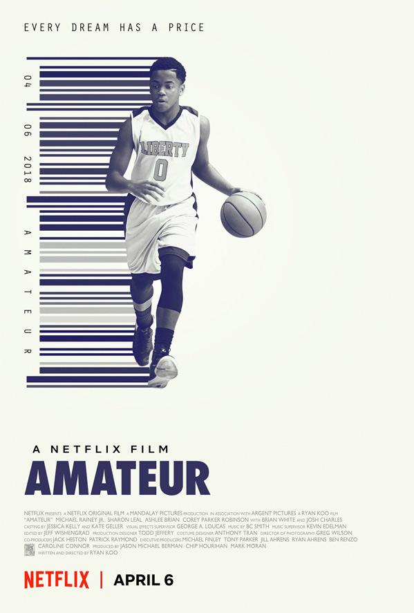 Amateur Film Poster