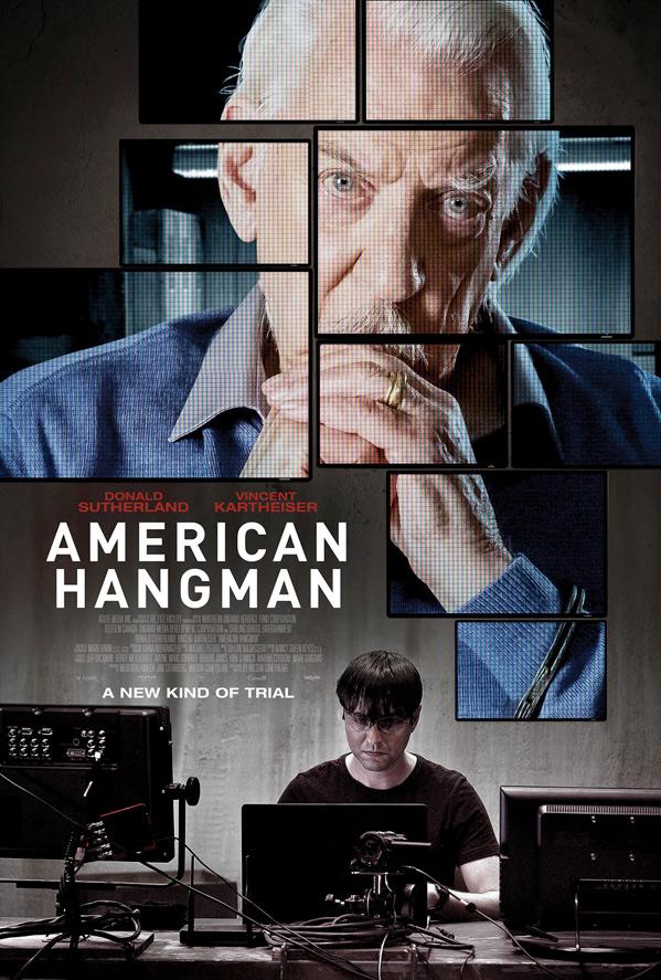 American Hangman Poster