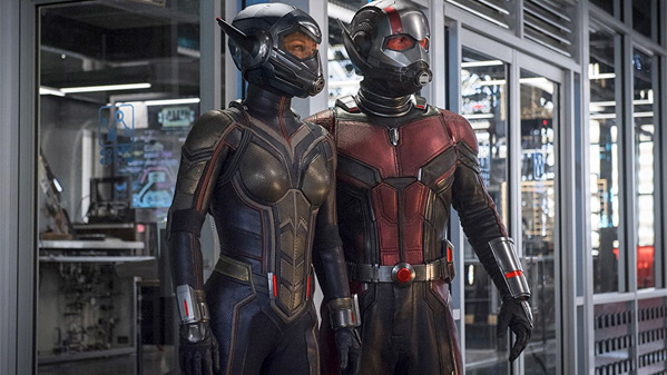 Ant-Man and the Wasp Movie