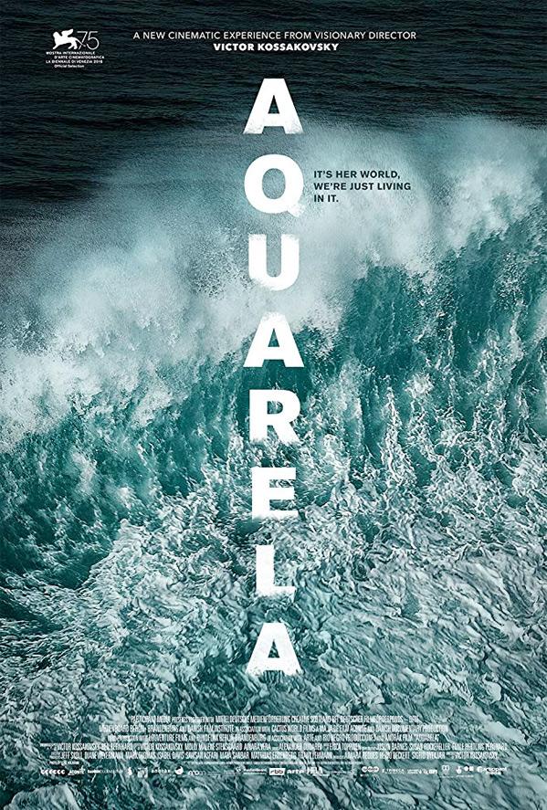 Aquarela Poster