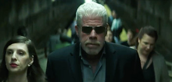 Ron Perlman is Asher in First Trailer for Aging Hitman Thriller 'Asher'