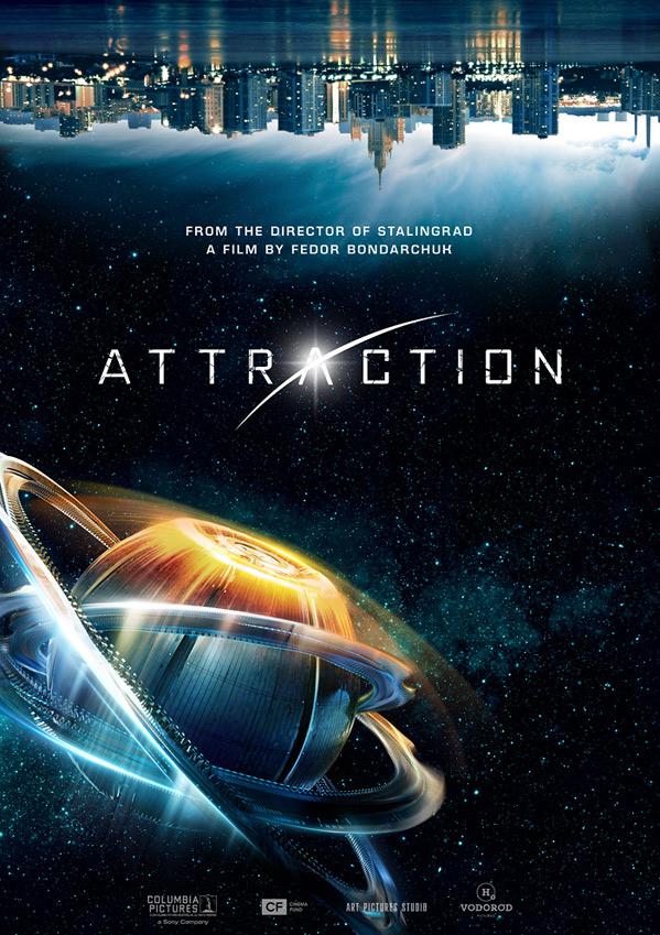 Attraction Russian Movie