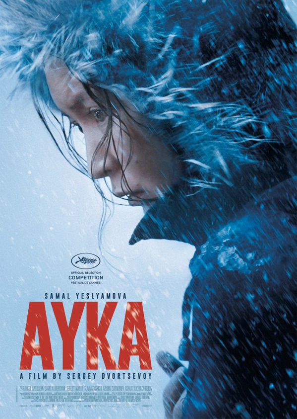Ayka Poster