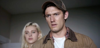 First Trailer for Alex Pettyfer's Directorial Debut Noir Film 'Back Roads'