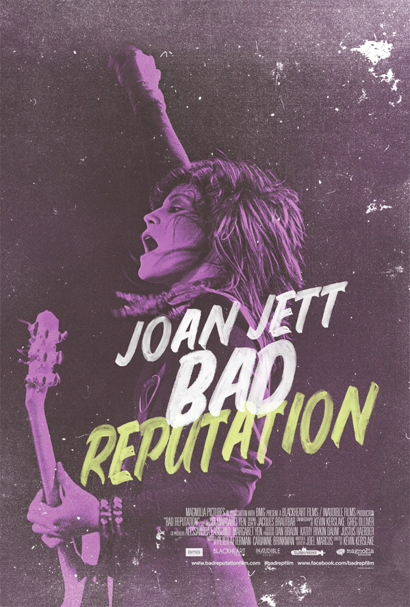 Bad Reputation Doc Poster