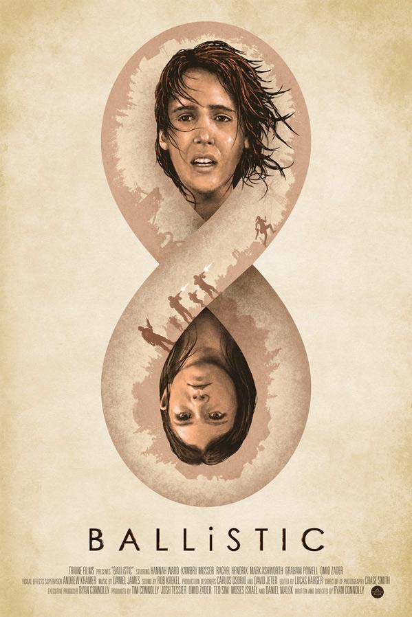 Ballistic Short Film Poster