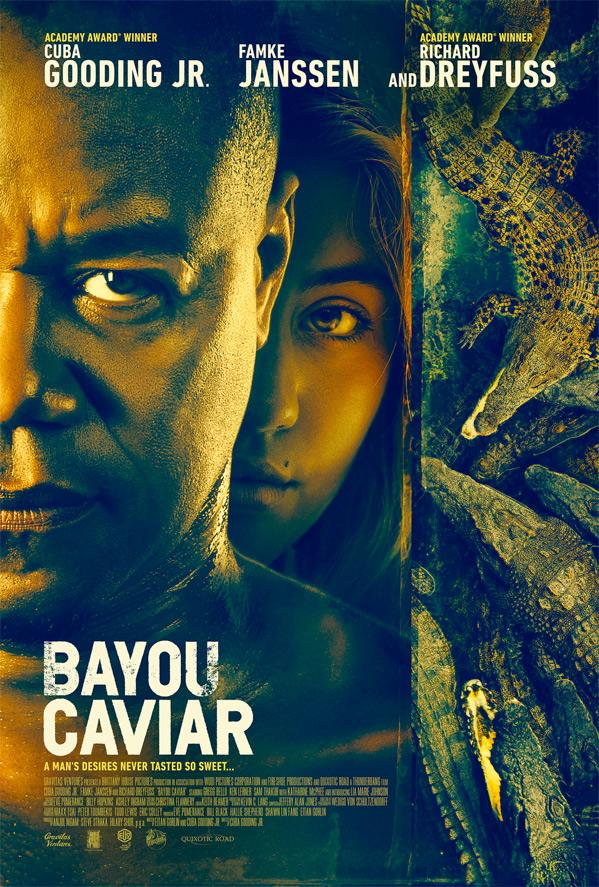 Bayou Caviar Trailer