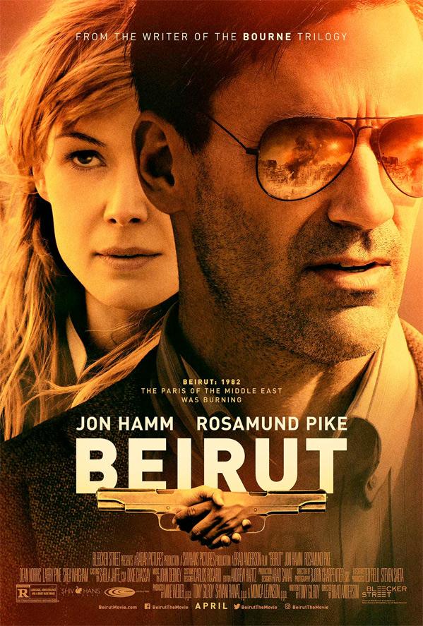 Beirut Movie Poster