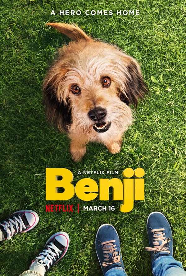 Benji Movie Poster
