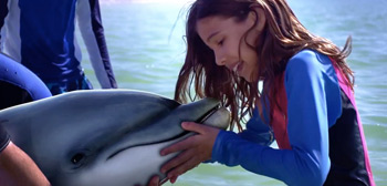 Official Trailer for Cheesy Animal Rescue Movie 'Bernie The Dolphin'