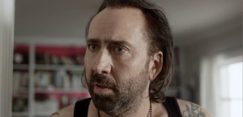 Nicolas Cage is a Truck Driver in Trailer for Thriller 'Between Worlds'