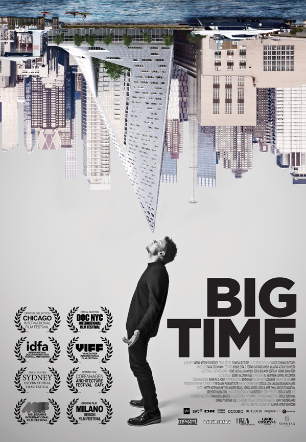Big Time Documentary Poster