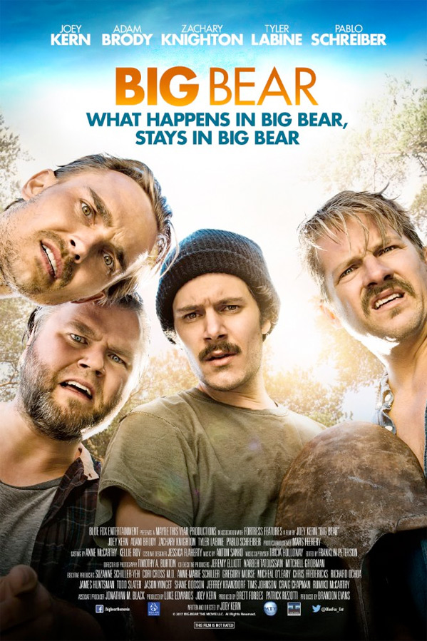 Big Bear Movie Poster