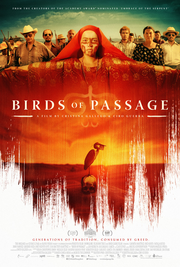 Birds of Passage Poster