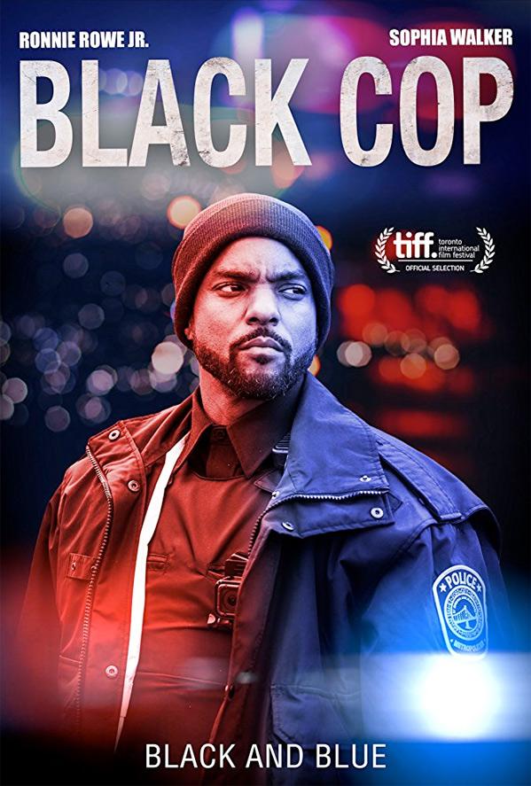 Black Cop Poster