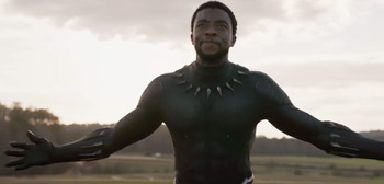 Black Panther TV Trailer