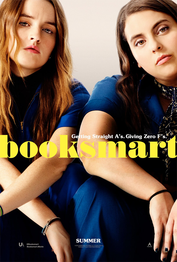 Booksmart Movie