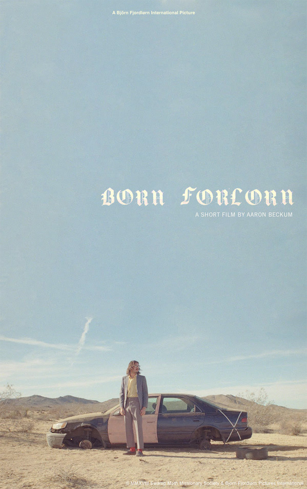 Born Forlorn Poster