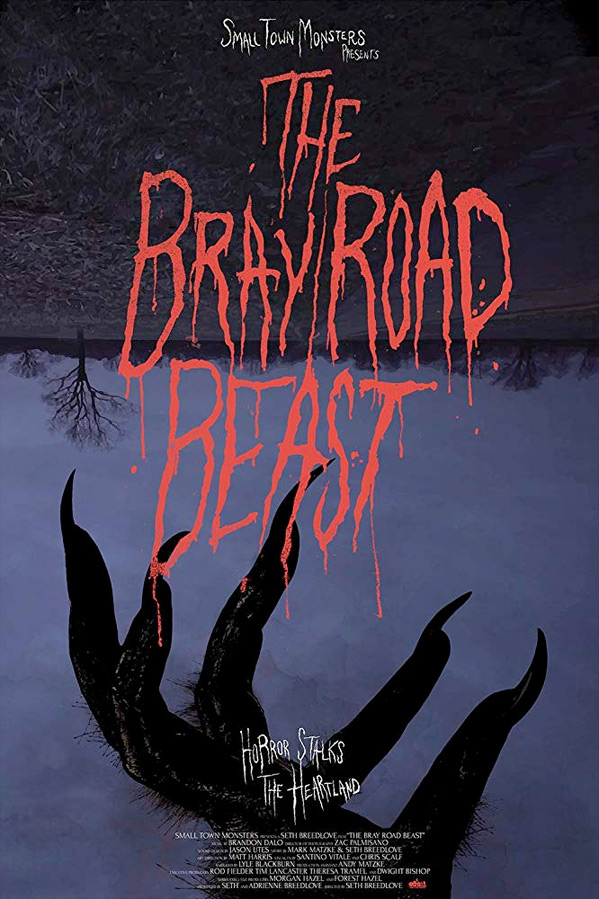 The Bray Road Beast Poster