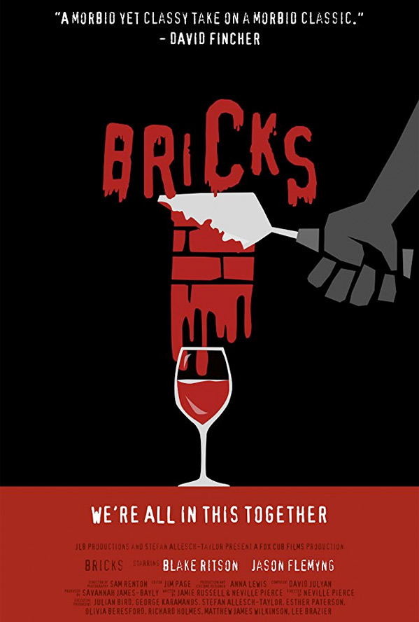 Bricks Short Film Poster